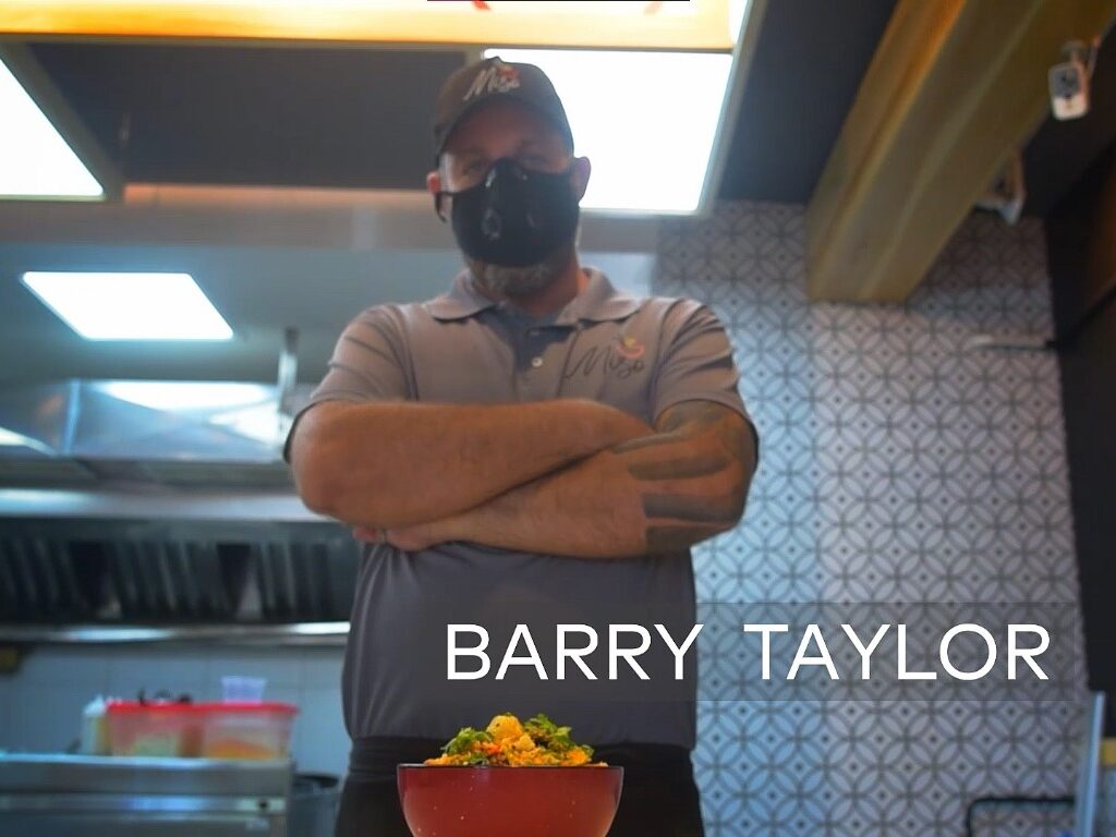 barry taylor